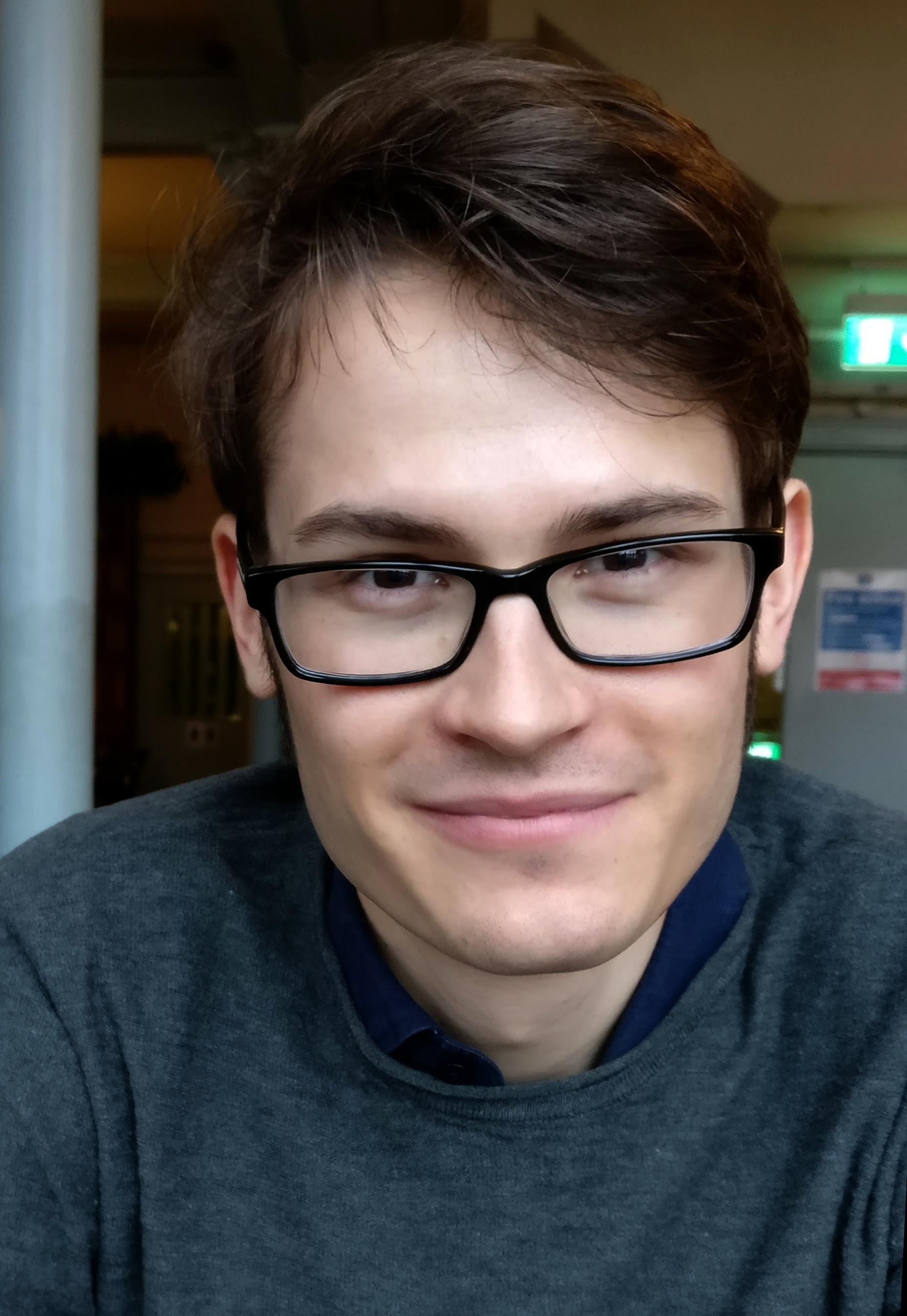 Matthias Berger, MA